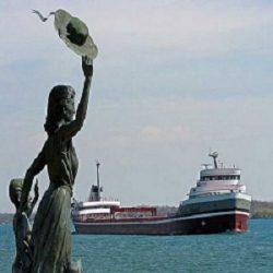 Anchor Bay ship