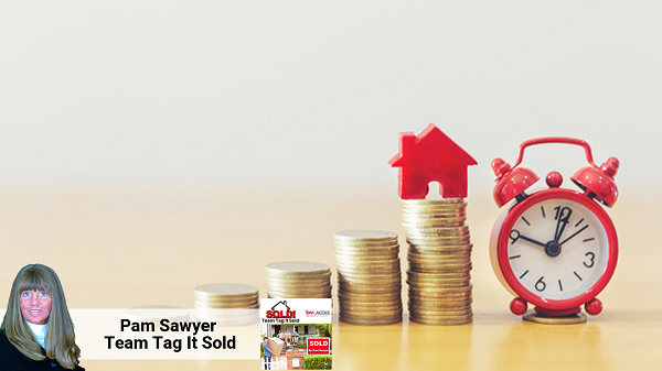 How Long to Save for a Mortgage Down Payment? |Team Tag It Sold