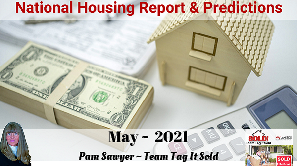 National Housing Report & Predictions - Team Tag it sold
