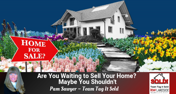 Now is the Right Time to Sell Your House