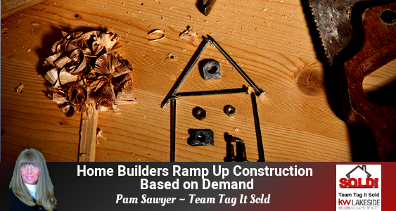Terrific News on New Construction and Inventory
