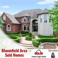 Bloomfield Area Mi Homes Sold Team Tag It Sold