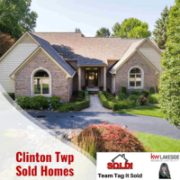 Clinton Twp Mi Homes Sold - Team Tag It Sold