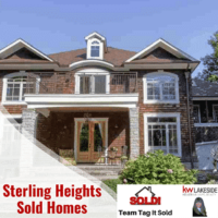 Sterling Heights Mi Homes Sold - Team Tag It Sold